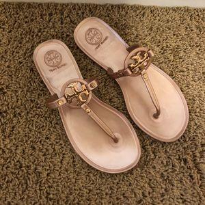 Mini Miller Tory Burch Thong Sandal